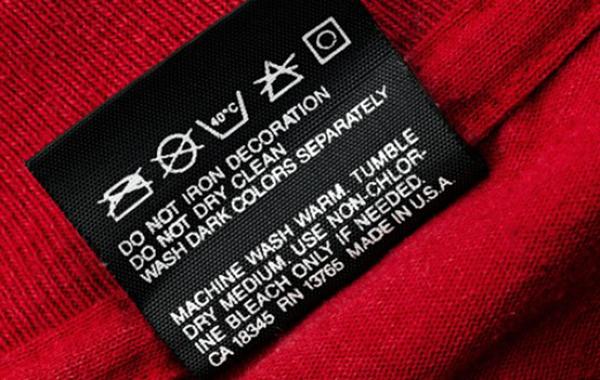 Что обозначают ярлыки (символы) на одежде (рис. 4)