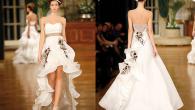 Какие свадебные платья в моде в 2013 году? (рис. 9)