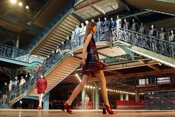 Недели моды осень-зима 2013-2014 в Нью-Йорке, Милане, Лондоне и Париже (рис. 27)