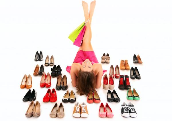 Подбираем базовую обувь (рис. 1)