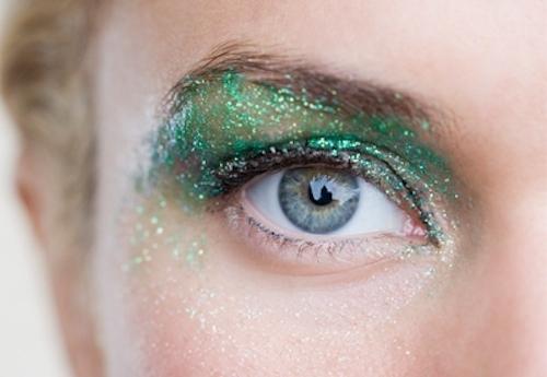 Подиумные тренды макияжа глаз: «да» и «нет» (рис. 7)