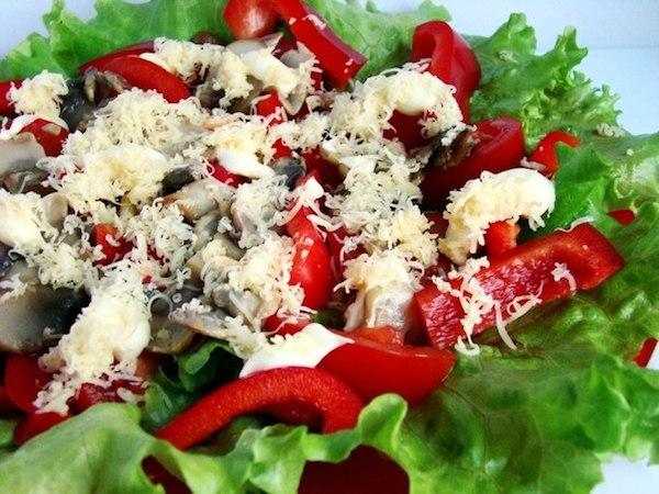 Вкусный диетический салат: изысканная легкость (рис. 5)