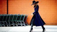 Осенний гардероб: яркая палитра женских пальто (рис. 8)