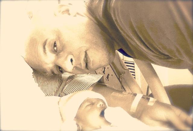 Вин Дизель стал отцом в 3 раз (рис. 3)