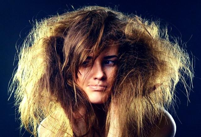 Домашние ополаскиватели для сухих волос (рис. 6)