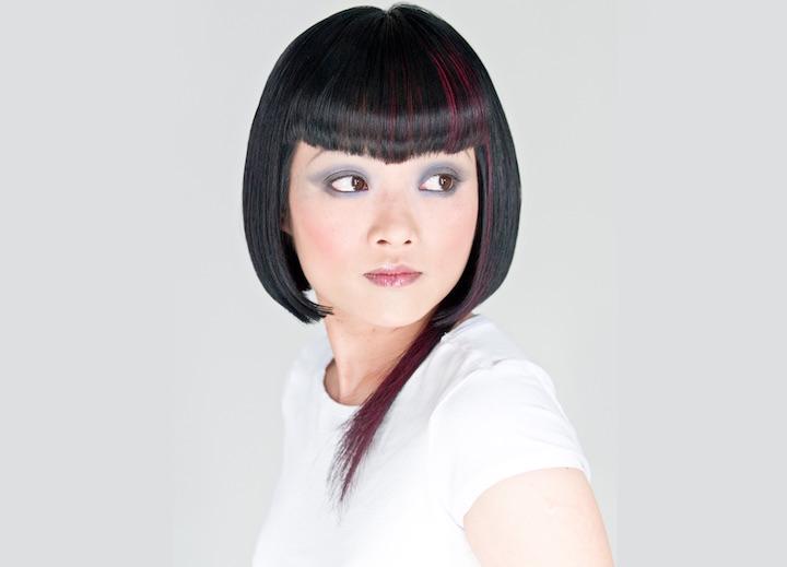 Градуированное каре – находка для любых волос (рис. 1)