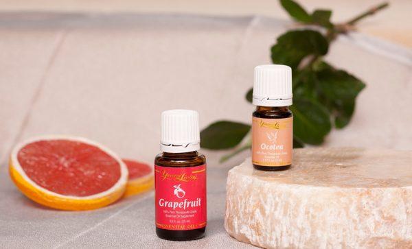 Эфирное масло грейпфрута для волос (рис. 10)