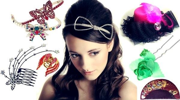 Каждый день новая ты. Модные украшения для волос. (рис. 5)