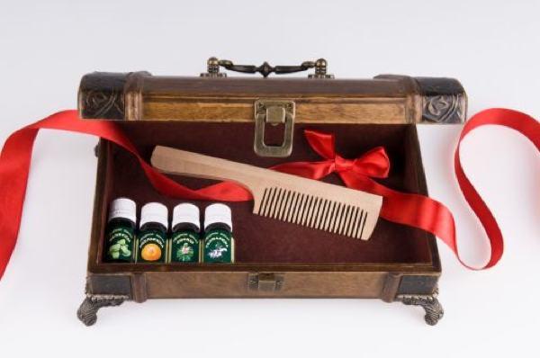 Эфирное масло кедра для волос (рис. 9)